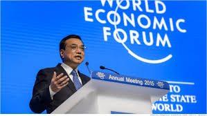 likeqiang en Davos