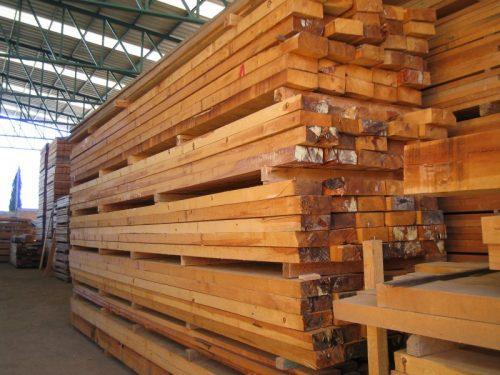 Tipos de madera para comprar en China