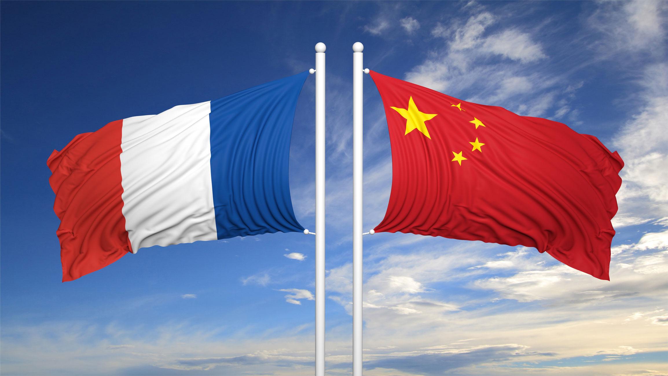 Visita del Presidente Chino a Francia e Italia - Atlas Overseas