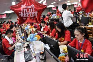 Dia del Soltero en China